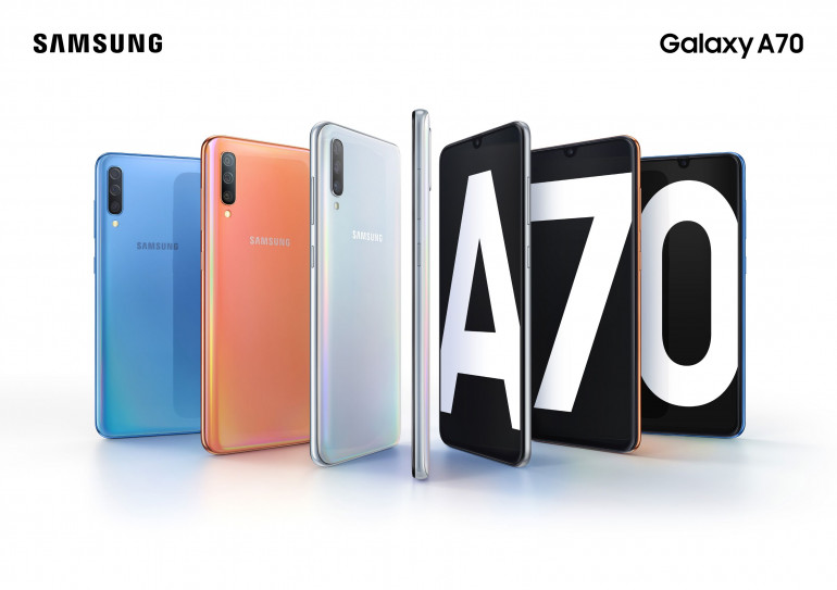 Samsung Galaxy A71 - w sieci pojawiły się pierwsze wizualizacje