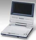 Przenośne DVD Panasonica