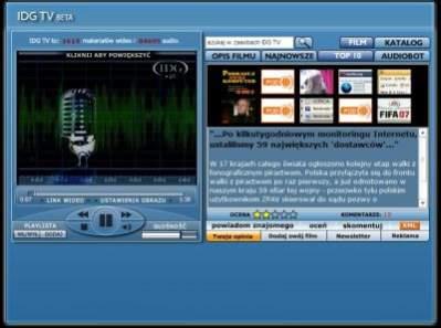 Serwis IDG TV