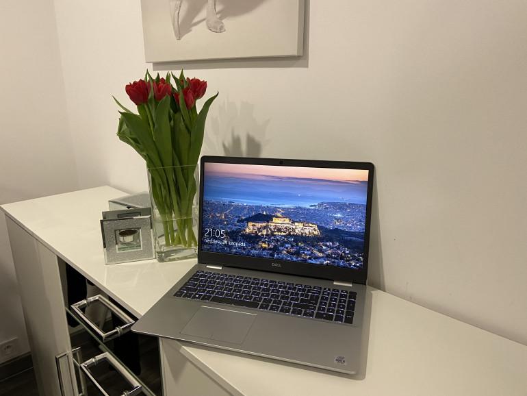 Dell Inspiron 5593 - test taniego laptopa biurowego z Ice Lake