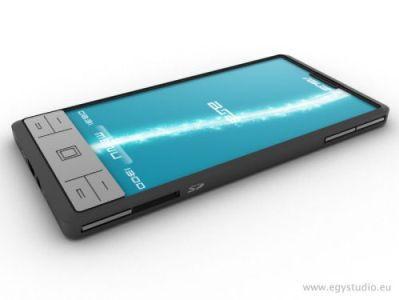 Asus Aura - iPhone przy nim to klocek