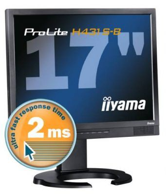 Nowe modele LCD iiyamy