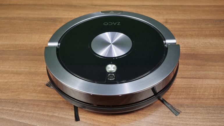 ZACO A9s - czy warto wybrać robota sprzątającego z wibrującym mopem?