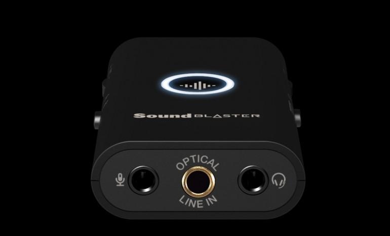 Creative Sound Blaster G3 - DAC dla konsol