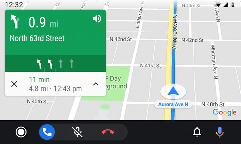 Android Auto 4.7 z personalizacją interfejsu już dostępny