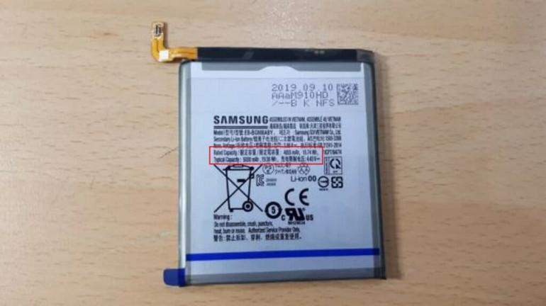 Samsung Galaxy S11 - model S11+ z gigantyczną baterią i 120 Hz wyświetlaczem