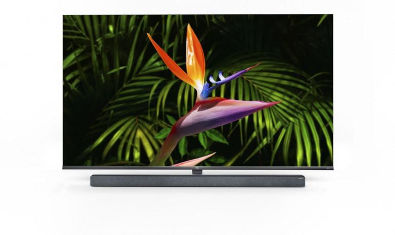 TCL prezentuje nowe telewizory, soundbary oraz Mini-LED