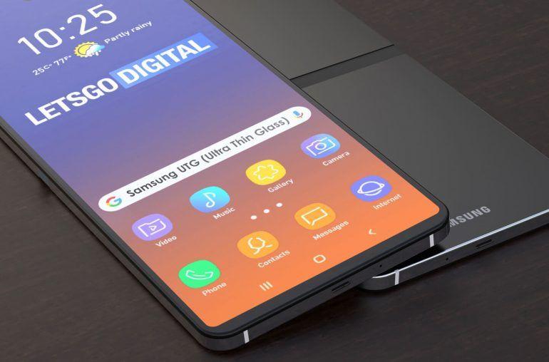 Samsung Galaxy Fold 2 z wyświetlaczem Ultra Thin Glass