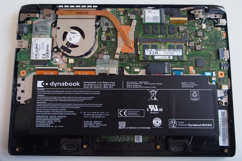 Dynabook Portégé A30-E - Test laptopa biznesowego nowej marki