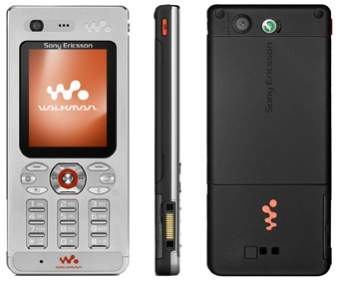 SonyEricsson Walkman W880