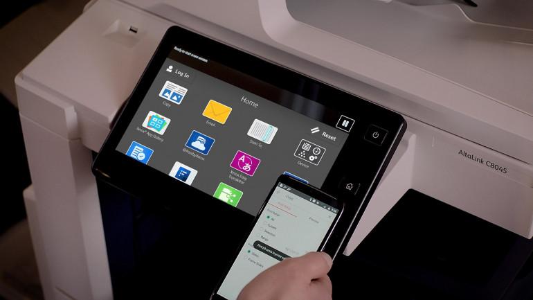 Xerox Workplace Suite: lokalne rozwiązanie dla zapewnienia bezpieczeństwa, kontroli kosztów oraz mobilności druku