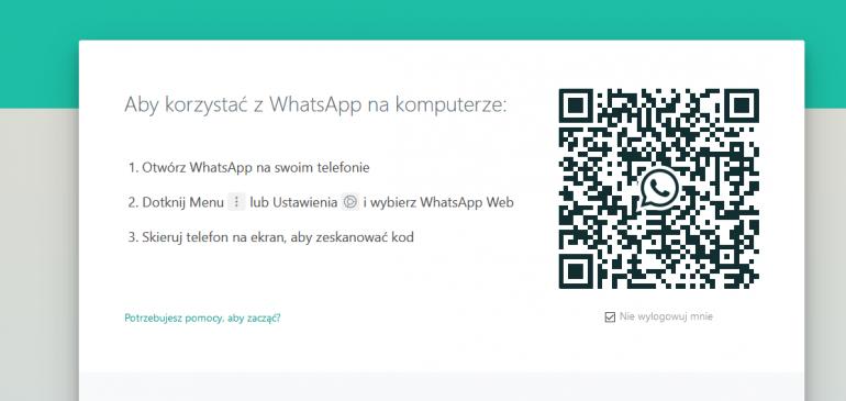 Jak korzystać z WhatsApp na PC i tablecie