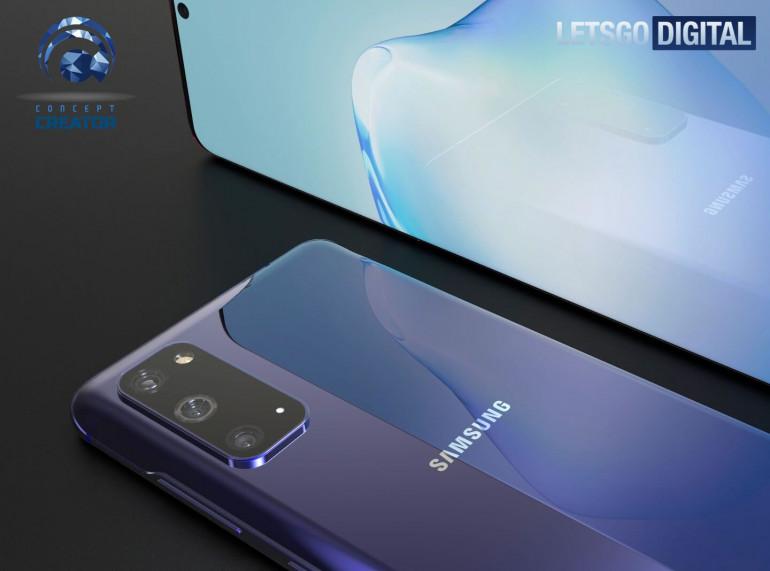 Samsung Galaxy S11 - pojawiają się kolejne rendery i animacja 3D