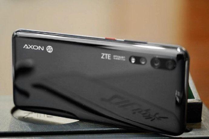 ZTE Axon 10s Pro z procesorem Snapdragon 865 i 5G oficjalnie