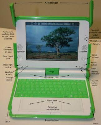Najbardziej denerwujący projekt świata, czyli laptop za 100 dolarów