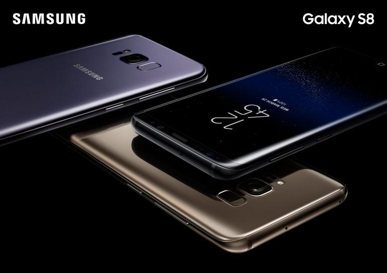 Samsung Galaxy S8 dostaje listopadowe poprawki zabezpieczeń