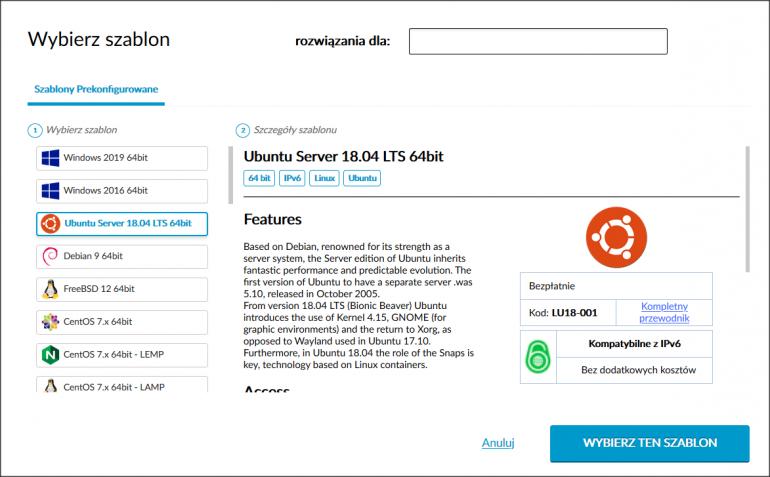 Nie tylko rozmiar ma znaczenie. Recenzujemy serwer Aruba Cloud VPS w wersji XL.