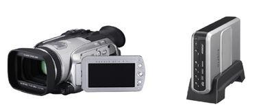 JVC prezentuje nową kamerę HD i stację dokującą