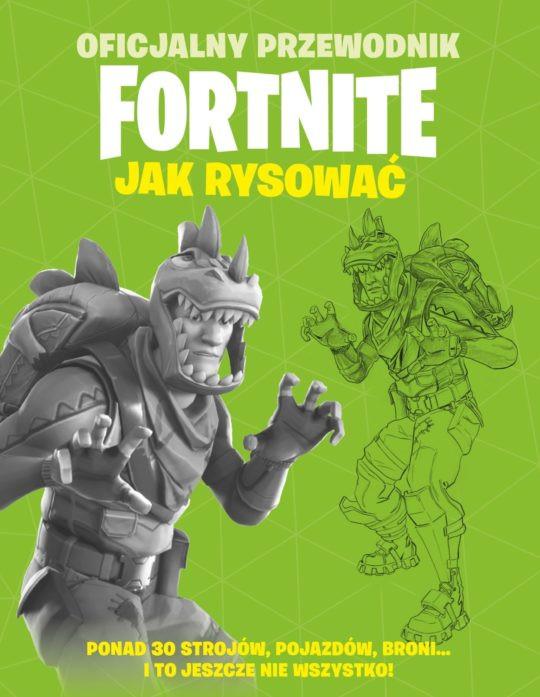 Fortnite – Jak przetrwać Battle Royale – recenzja przewodników i albumów poświęconych grze Epic Games