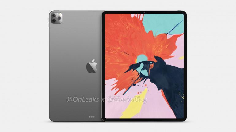 Nowe iPady od Apple na pierwszych renderach!