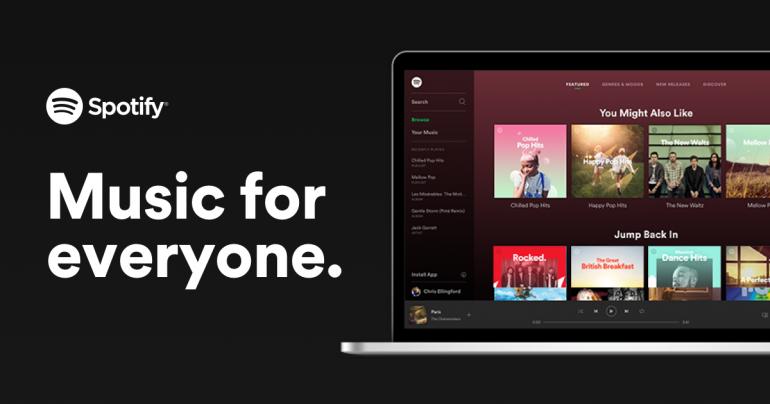 Spotify zawiesza reklamy polityczne w 2020 roku