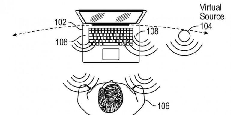 Apple patentuje wirtualne głośniki wydobywające dźwięk z dowolnego miejsca