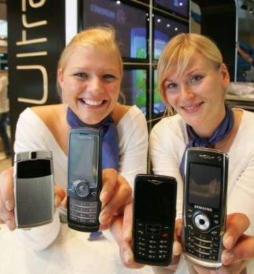 Nowe telefony Samsunga