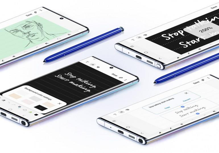 Samsung Galaxy Note 10 dostaje styczniową poprawkę zabezpieczeń szybciej, niż Pixel'e