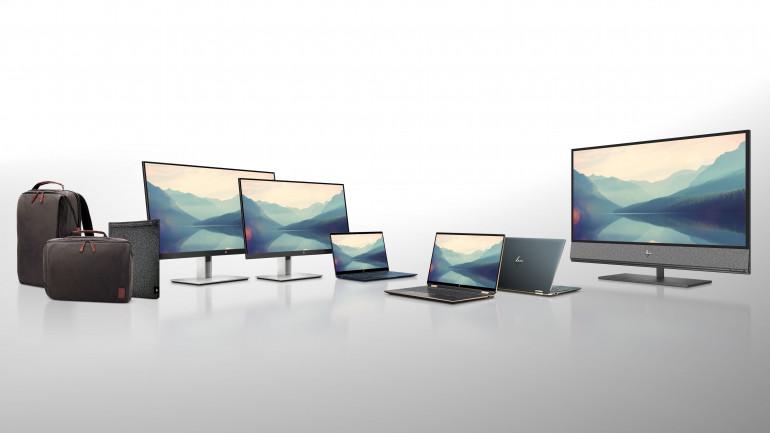 Wszystkie nowości HP z targów CES 2020