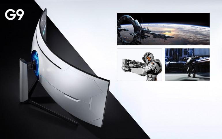 CES 2020: Samsung pokaże nowe monitory Odyssey