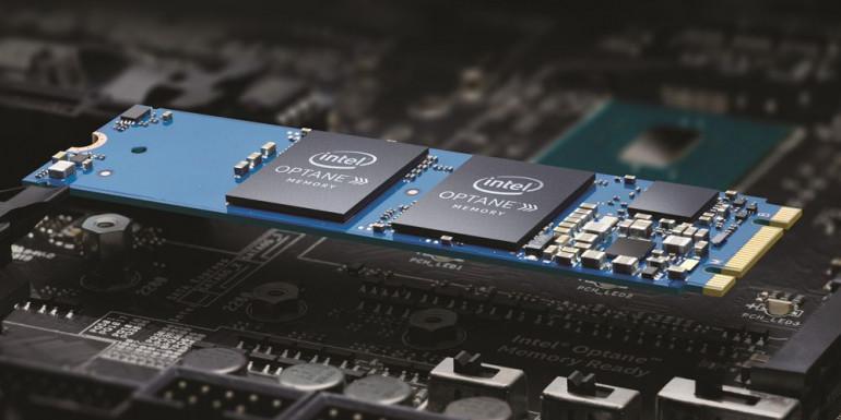 Intel testuje dyski SSD na PCIe 4.0 korzystając z procesorów AMD