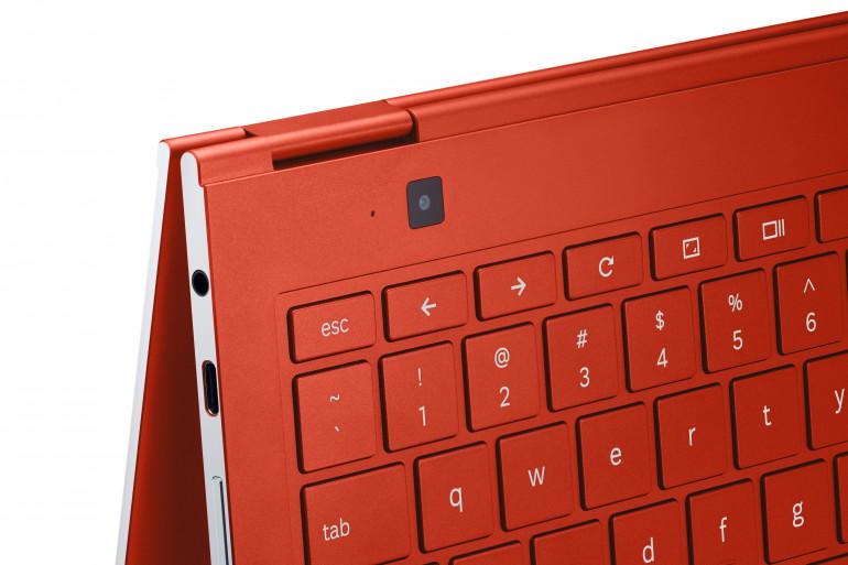CES 2020: Samsung pokazuje Galaxy Chromebook 2w1