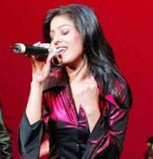 Sunidhi Chauhan. The WOW is now