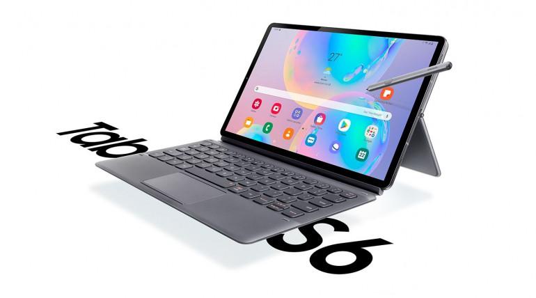Samsung Galaxy Tab S6 5G - do sieci wycieka specyfikacja techniczna pierwszego tabletu z 5G