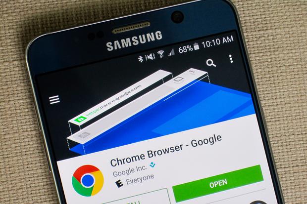 Google testuje kartę Gry Dnia w deweloperskiej wersji Chrome na Androida