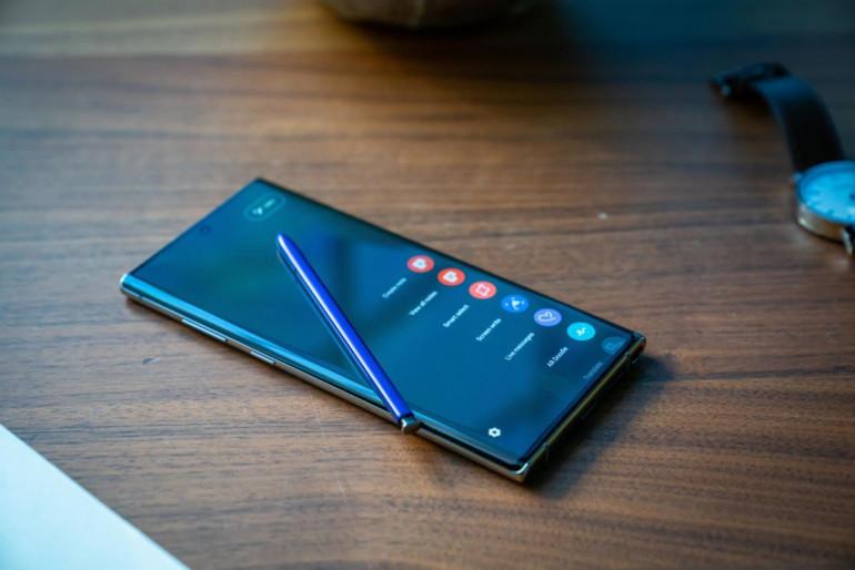 Aplikacja skaner 3D w Galaxy Note 10+ otrzymuje nowe funkcje