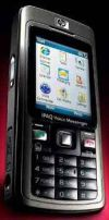 iPAQ- po raz pierwszy przede wszystkim jako telefon