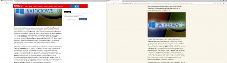 Edge na Chromium - co dostajemy od nowej przeglądarki Microsoftu?