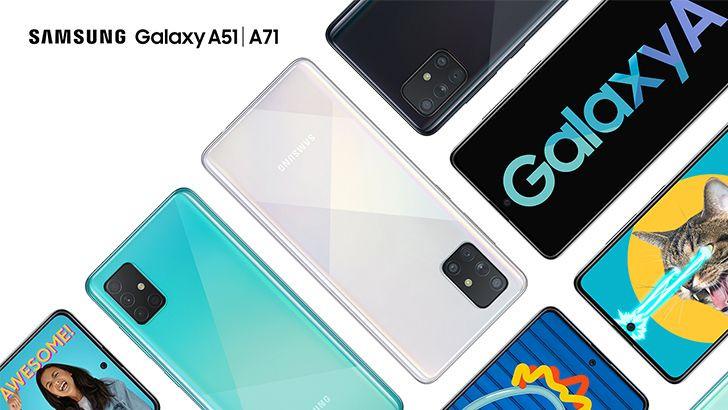 Samsung Galaxy A71 5G - premiera coraz bliżej