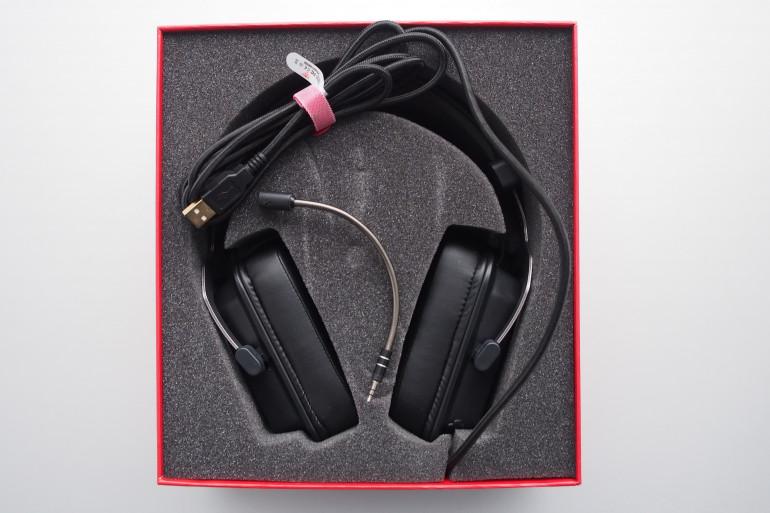 Viper V380 VIRTUAL 7.1 SURROUND SOUND - Recenzja słuchawek dla gracza z ENC