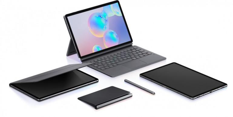 Samsung Galaxy Tab S6 5G - premiera pierwszego tabletu z 5G już jutro