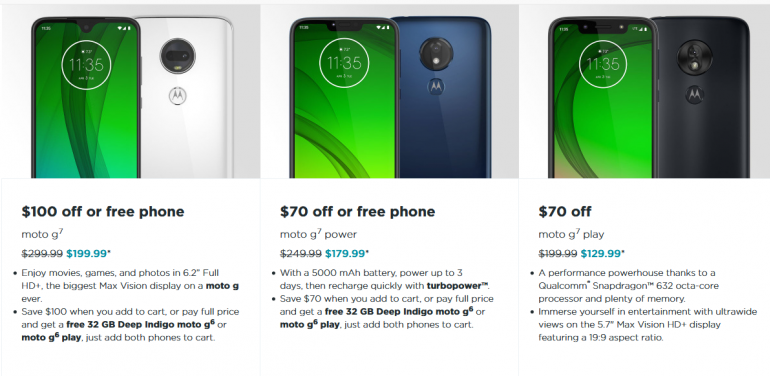 Motorola świętuje sprzedaż stu milionów telefonów Moto G