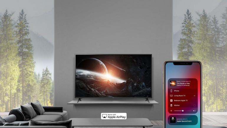 LG uruchamia Apple TV na telewizorach z 2019 roku; modele z 2018 otrzymają funkcję już wkrótce