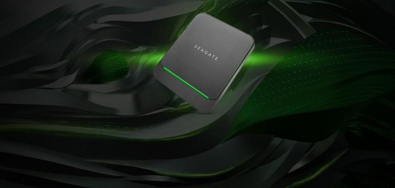 Seagate prezentuje gamingowe dyski SSD nowej generacji