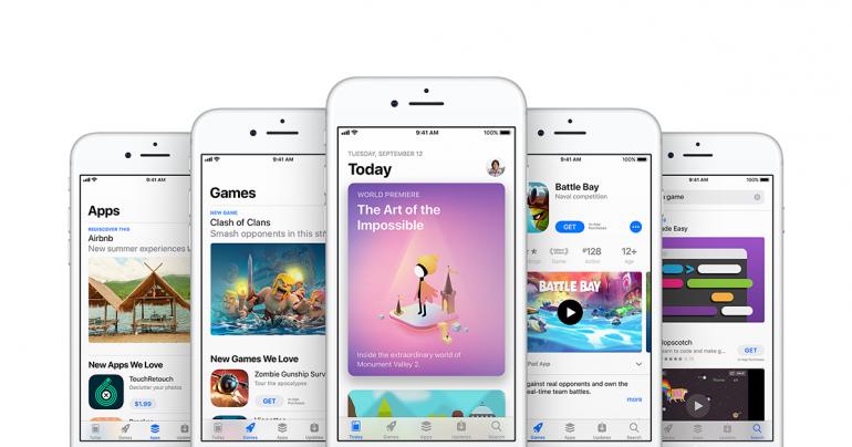 Apple umożliwi zakup jednej aplikacji na wszystkie swoje platformy