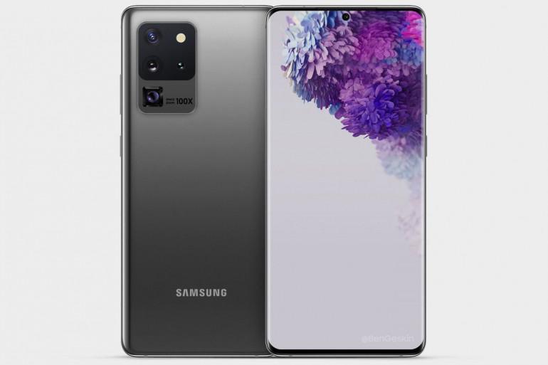 Samsung Galaxy S20 - nowe informacje o Nonacell