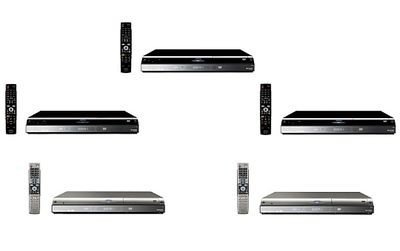 Pięć nowych DVR od Sharpa