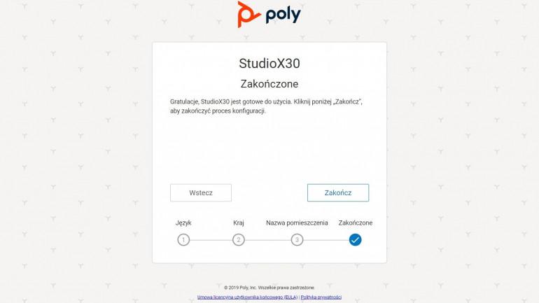 Poly Studio X30 i Poly TC8 – najlepszy zestaw wideokonferencyjny na rynku?