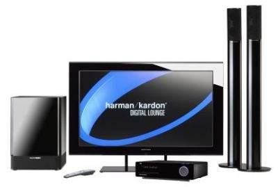 Zestaw kina domowego Harman/Kardon Digital Lounge 240