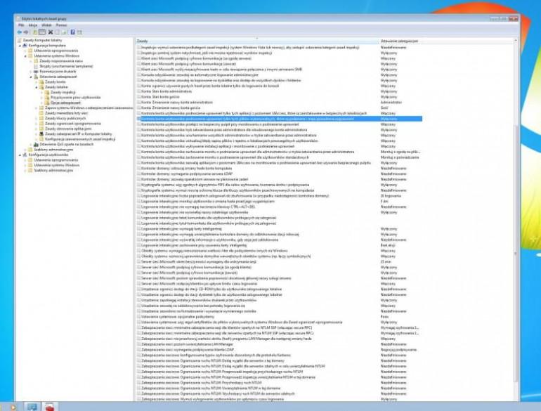 Windows 7 - nieoficjalne rozwiązanie buga blokującego wyłączenie systemu